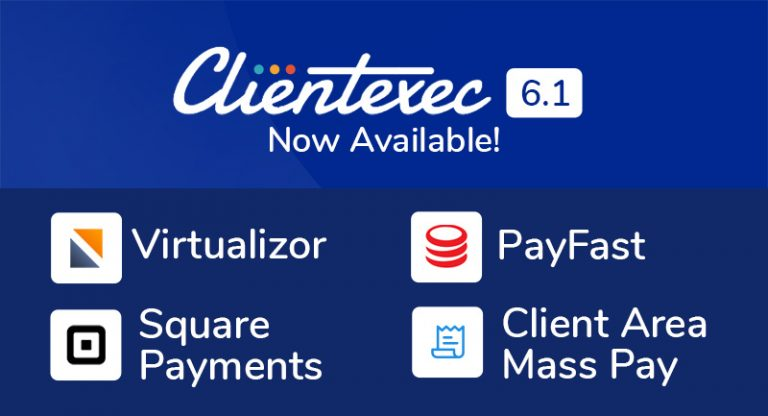 Clientexec 6.1.0 Now Available!
