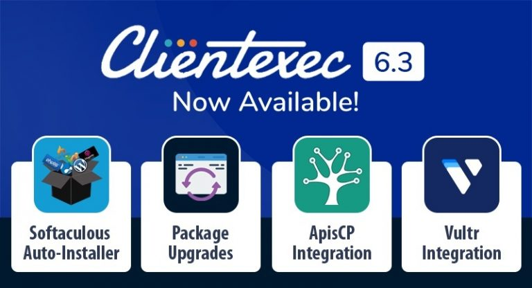 Clientexec 6.3.0 Released!